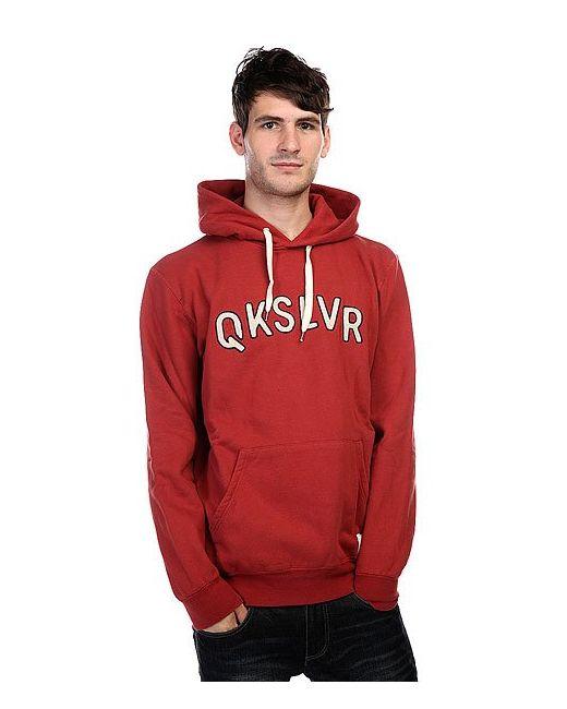 Quiksilver | Мужской Красный Кенгуру Lullwood Rosewood
