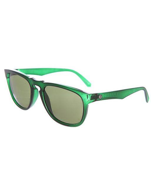 Electric | Мужские Зелёные Очки Leadfoot Emerald/M Grey