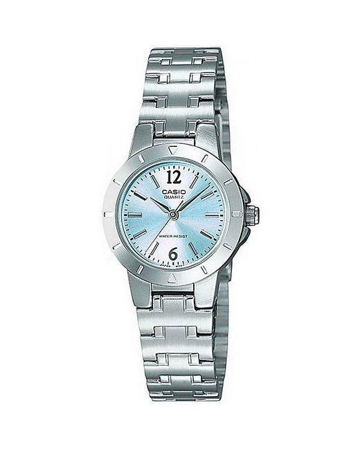 Casio   Мужские Серые Часы Collection 64132 Ltp-1177pa-2a Grey