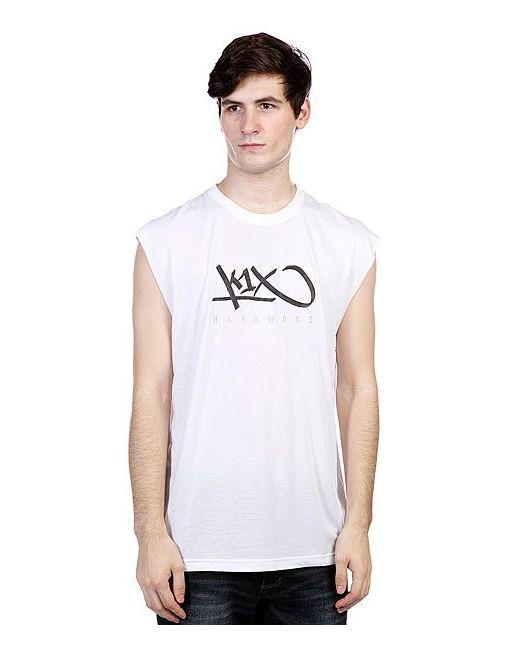 K1X | Мужская Футболка Hardwood Sleeveless Shirt Mk2 White