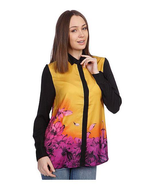 Insight   Женская Жёлтая Рубашка Женская Afterglow Shirt Saffron