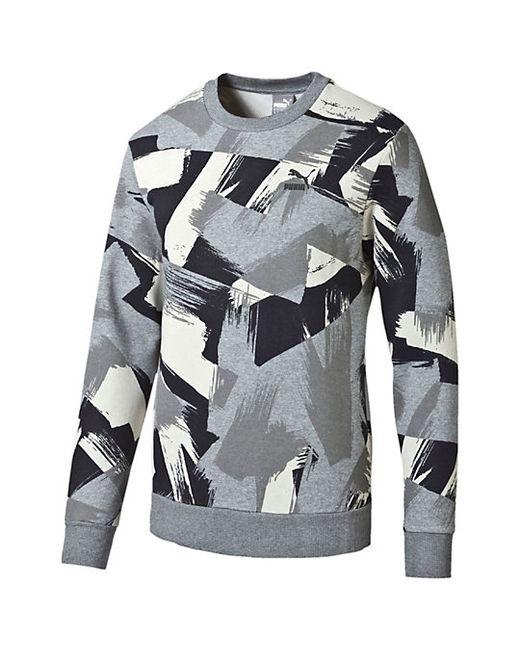 Puma | Мужские Свитшот Camouflage Sweater