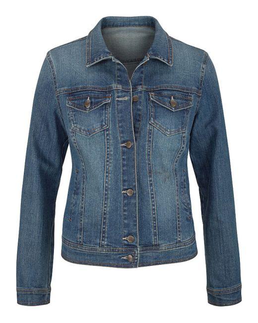 CHEER | Женская Джинсовая Куртка