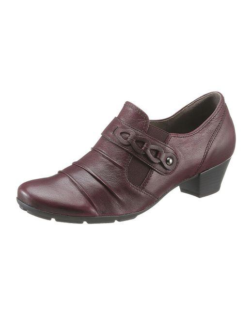 Gabor | Женские Красные Туфли