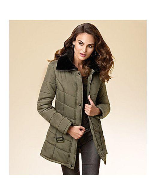 Venca | Женская Хаки Куртка