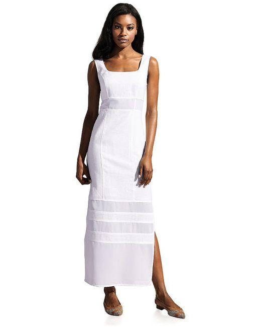 Patrizia Dini | Женское Белое Платье