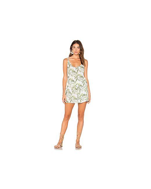 Tiare Hawaii | Женское Зелёное Платье Rica