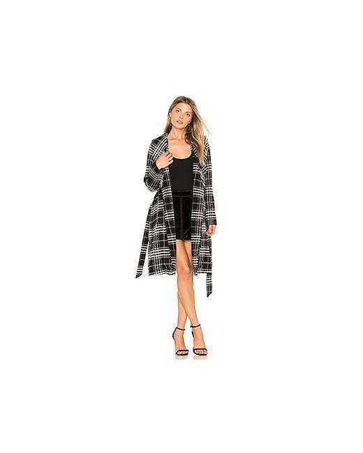 Bb Dakota | Женское Чёрное Пальто Kennedi