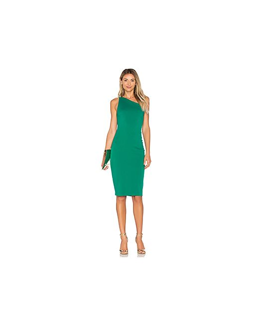 Bailey 44 | Женское Зелёное Платье Hodad