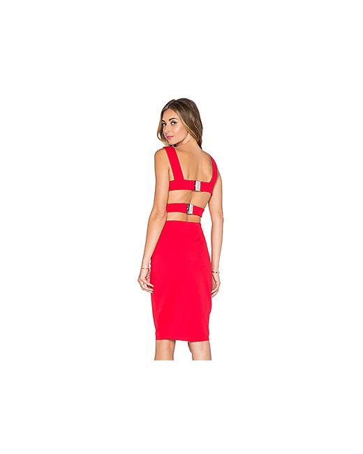 Lavish Alice | Женское Красное Платье