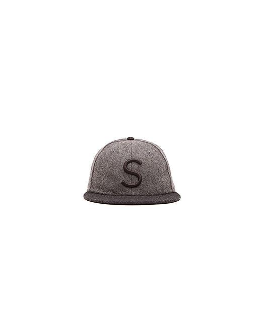 SATURDAYS NYC | Уголь Бейсболка Rich
