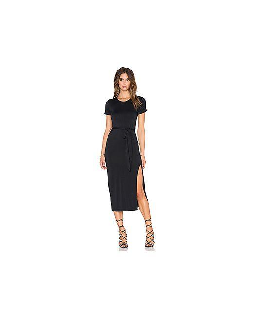 NOVELLA ROYALE | Женское Чёрное Платье Joan