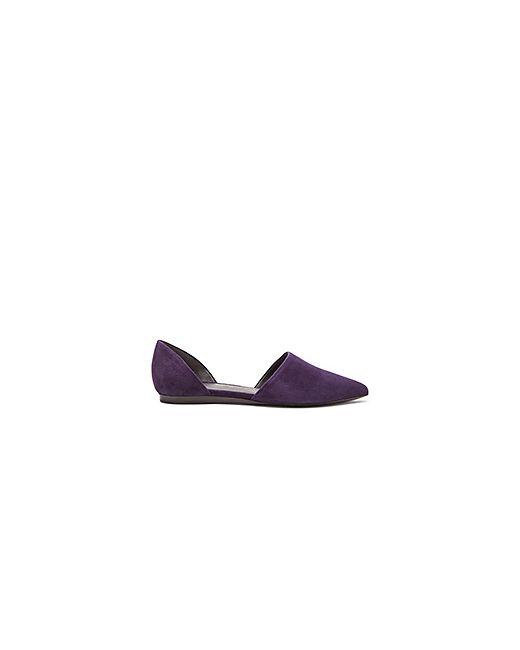 Vince | Женские Фиолетовые Балетки Nina