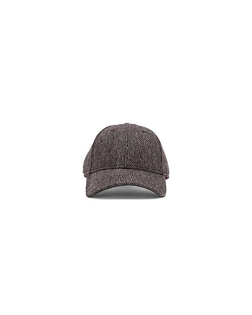 Gents Co. | Мужская Чёрная Шляпа Tim Tweed