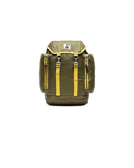 Poler | Мужской Оливковый Рюкзак Rucksack