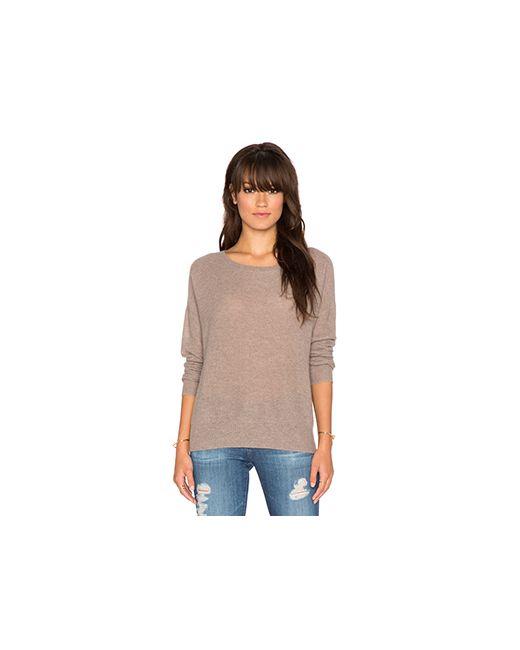 360 Sweater | Женский Коричневый Свитер Lari