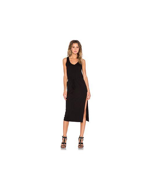 Feel The Piece   Женское Чёрное Платье Delphine