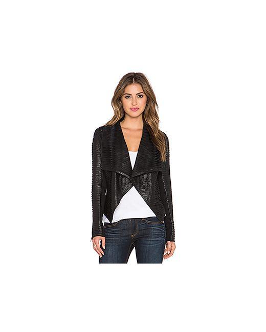 BLANKNYC | Женский Чёрный Мото Куртка