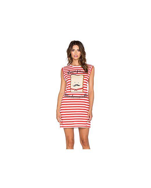 Minkpink | Женская Красная Пижама French Toastie