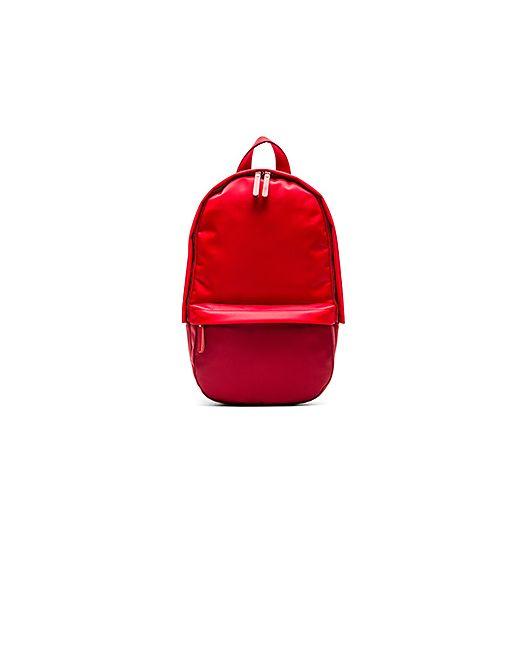HAERFEST   Мужской Красный Рюкзак Nylon Capsule