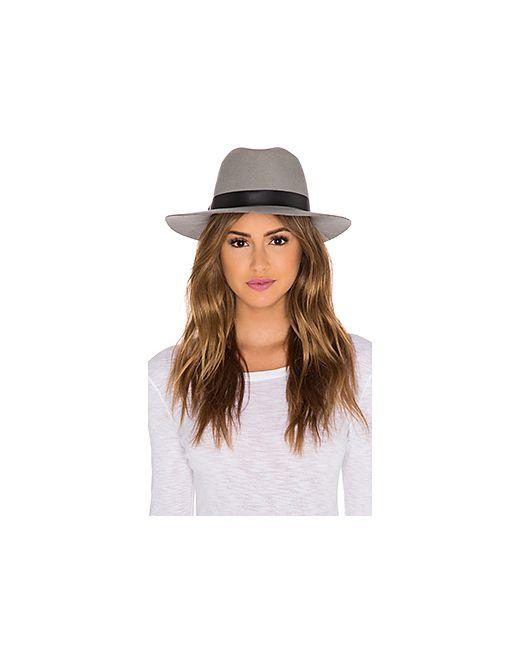 Hat Attack | Женская Серая Шляпа Original Medium Brim