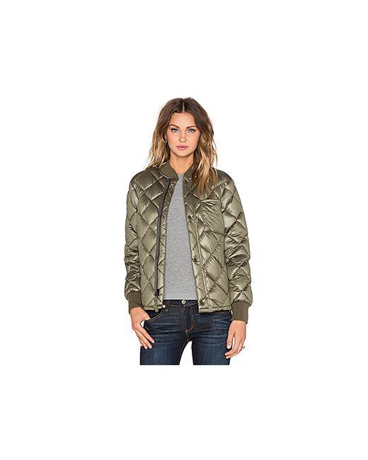 NLST | Женская Оливковая Куртка
