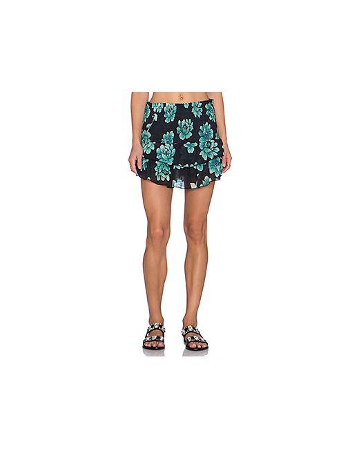 Vix Swimwear | Женская Зелёная Юбка