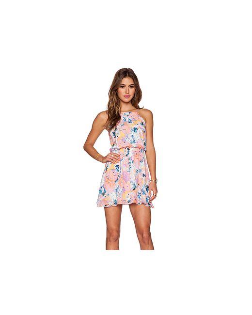 Myne | Женское Розовое Платье Ace