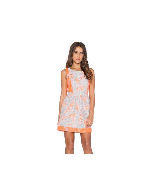 Ella Moss   Женское Розовое Платье Dahlia