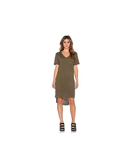 dolan | Женское Военный Стиль Платье-Рубашка