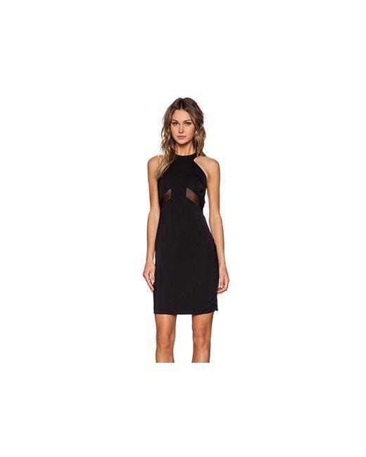 NBD | Женское Чёрное Платье All The Right Places