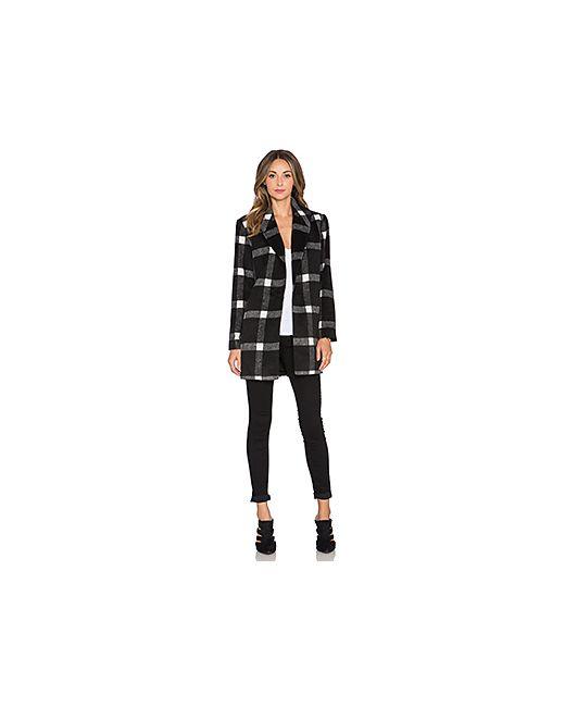 Finders Keepers   Женское Чёрное Пальто Vacate