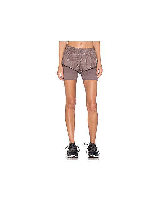 Adidas By Stella  Mccartney | Женские Коричневые Шорты Climastorm Run Adidas By Stella Mccartney
