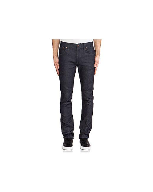 Nudie Jeans Co | Мужские None Джинсы Thin Finn Nudie Jeans