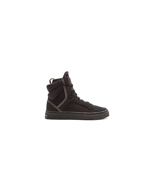 Adidas By Stella  Mccartney | Женские Чёрные Высокие Кроссовки Essentials Adidas By Stella Mccartney