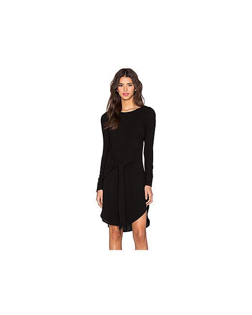 PFEIFFER | Женское Чёрное Платье New Wave