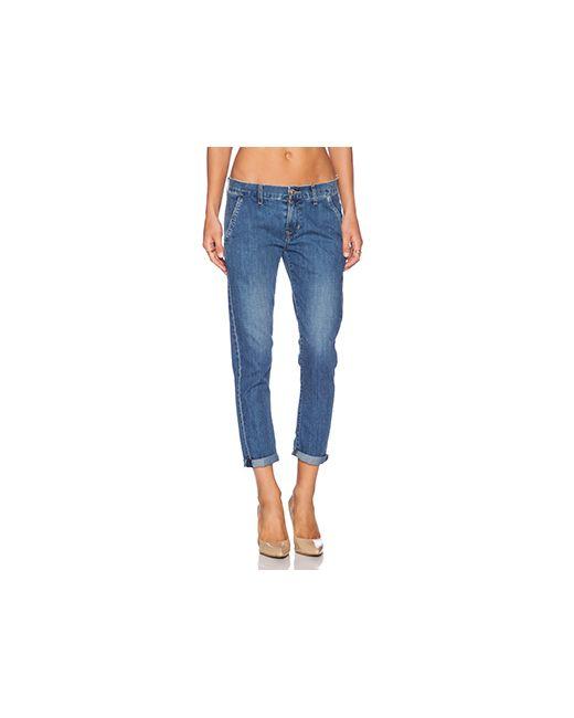 Hudson Jeans | Женские None Укороченные Джинсы Jamie Slim Chino