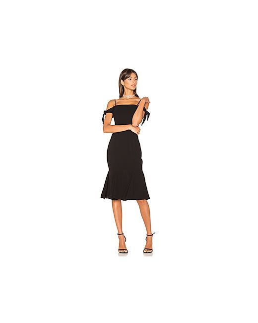 Bailey 44 | Женское Чёрное Платье Solid Ipanema