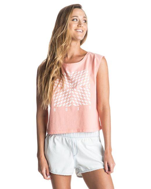 Roxy | Женское A Sunday Smile B Boxy T-Shirt