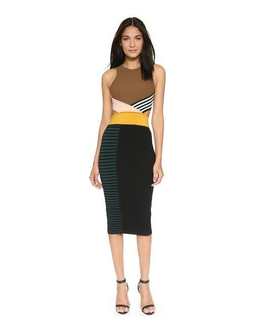 Ronny Kobo | Женское Многоцветное Платье Megan