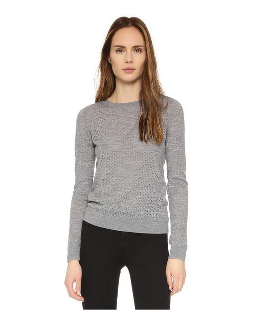 A.P.C. | Женский Серый Пуловер Constance