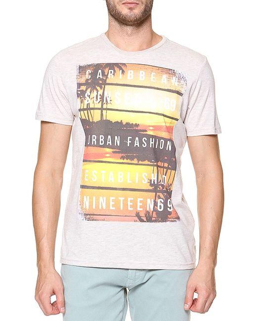 Urban Fashion For Men   Мужская Футболка