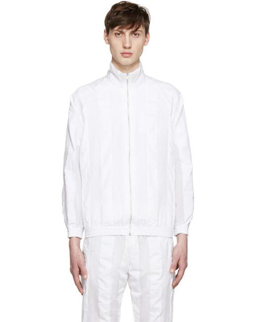 COTTWEILER | Белый White Striped Robe Jacket