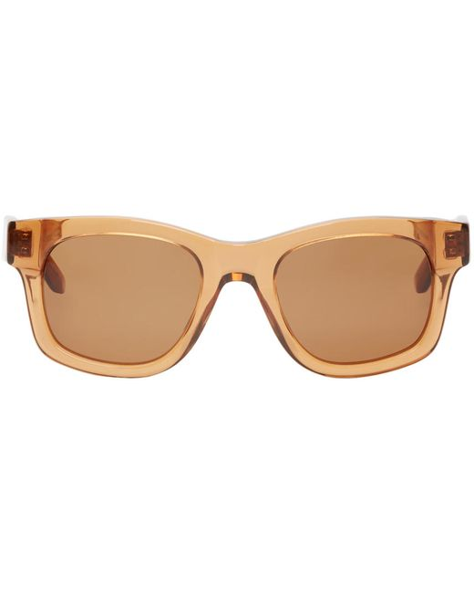 SUN BUDDIES   Ice Tea Brown Type 01 Sunglasses