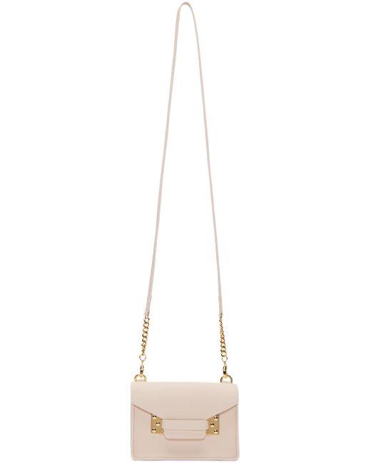 Sophie Hulme | Розовый Pink Nano Milner Envelope Bag