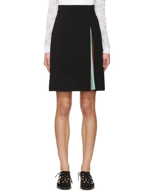 Mary Katrantzou | Чёрный Black Nema Skirt