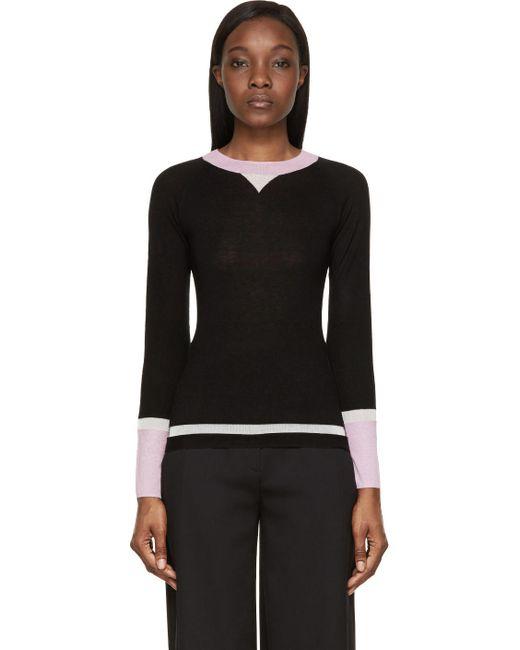 ROKSANDA | Чёрный Black Knit Elin Top