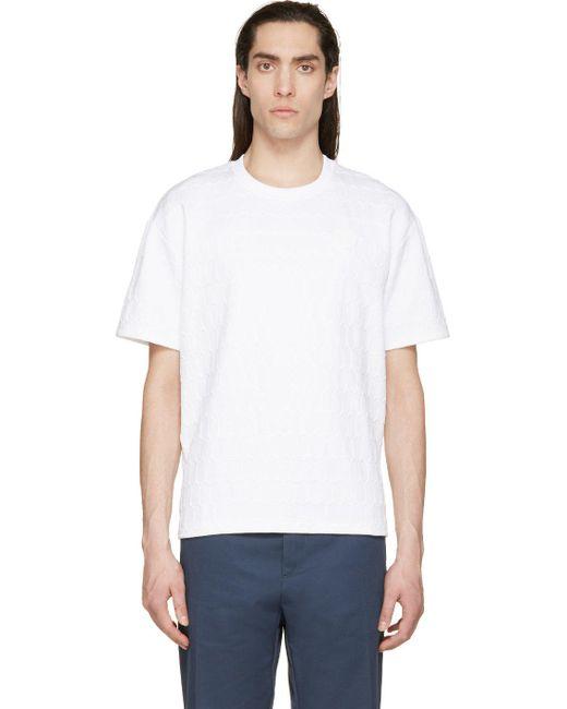 Kenzo | Мужское Белый White Eiffel Tower T-Shirt