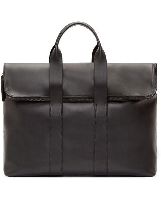 3.1 Phillip Lim | Чёрный 31 Hour Bag