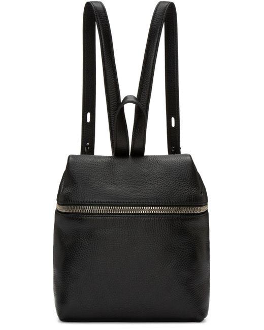 KARA   Чёрный Black Small Backpack